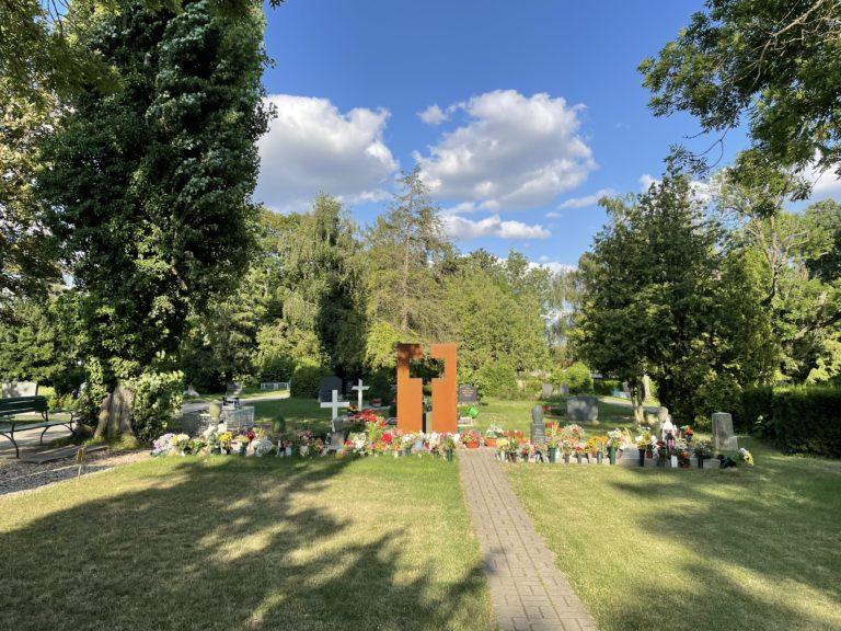 Friedhof Olvenstedt