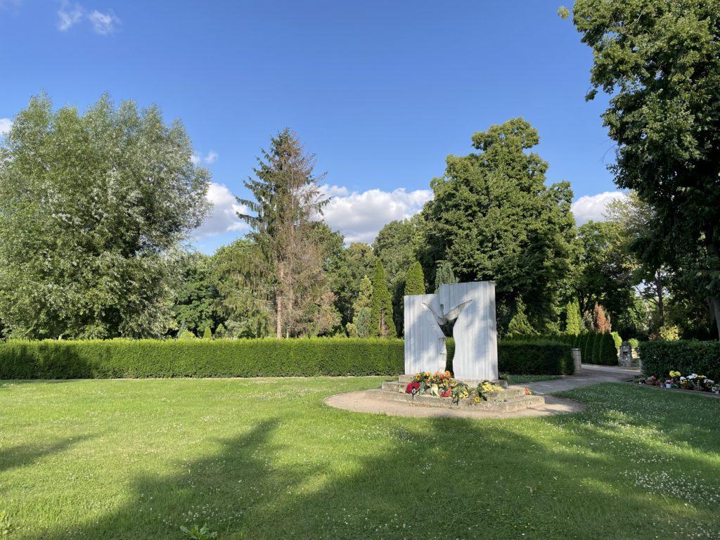 Friedhof Neustadt