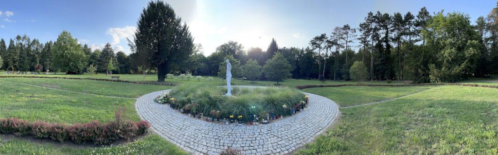 Urnengemeinschaftsanlage Westfriedhof
