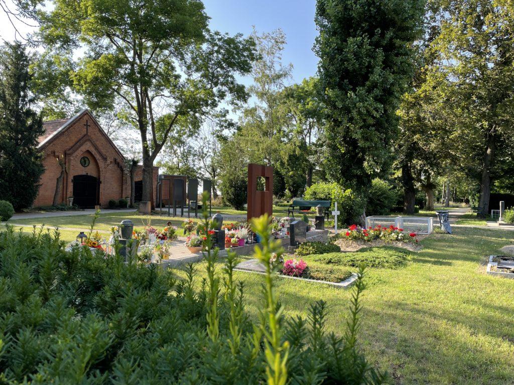 Olvenstedter Friedhof